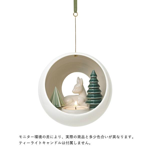 dottir (ドティエ) Winter Stories フォーンハンギング/キャンドルホルダー 北欧/インテリア/クリスマス【送料無料】