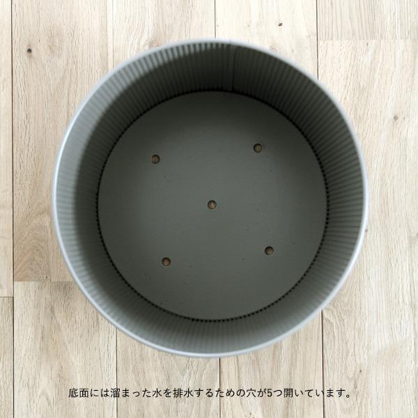 【受注発注】 ferm LIVING (ファームリビング) Bau Pot (バウ ポット) L ブラック/ウォームグレー/カシミア 北欧/鉢カバー/植木鉢/インテリア/日本正規代理店品【送料無料】