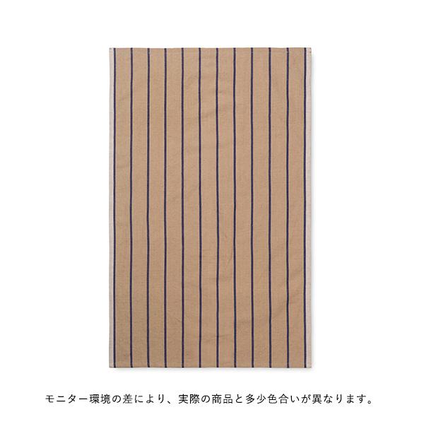 ferm LIVING (ファームリビング) Hale Tea Towels(ヘイル ティータオル) ローズ/ブライトブルー 北欧/キッチンタオル/日本正規代理店品