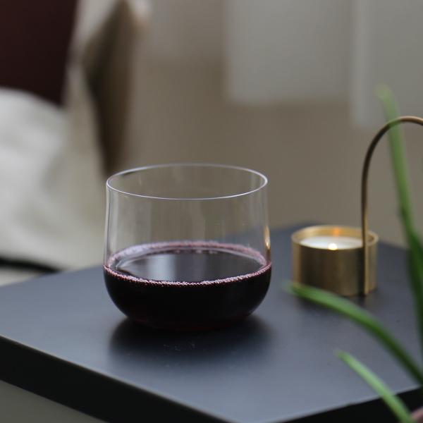 HIBITO (ヒビト) グラス Wine & Shochu 北欧/和洋食器/ガラス
