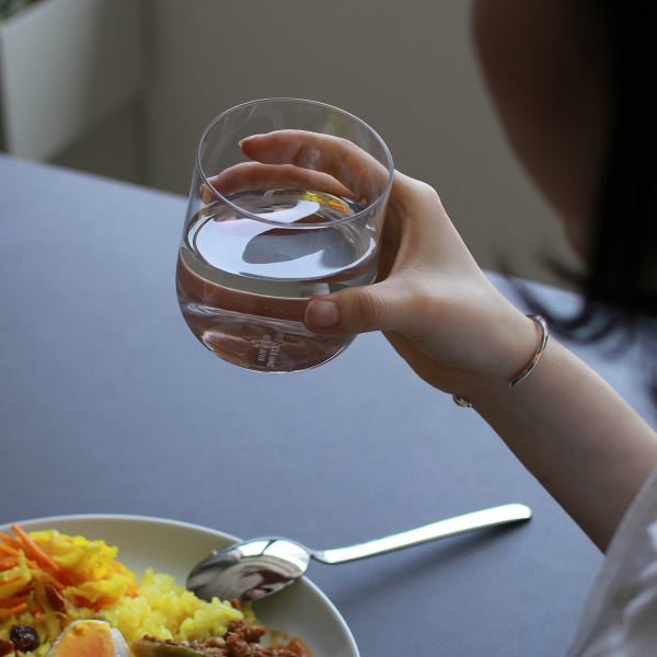 HIBITO (ヒビト) グラス Water 北欧/和洋食器/ガラス