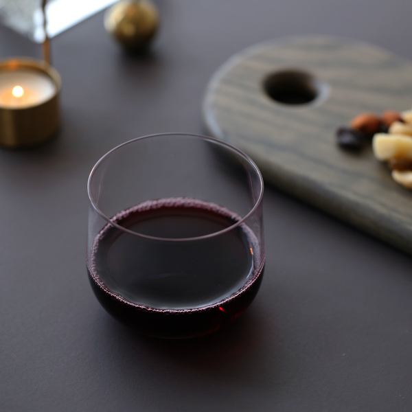 HIBITO (ヒビト) グラス2個セット Wine & Shochu ギフトボックス入り 北欧/和洋食器/ガラス