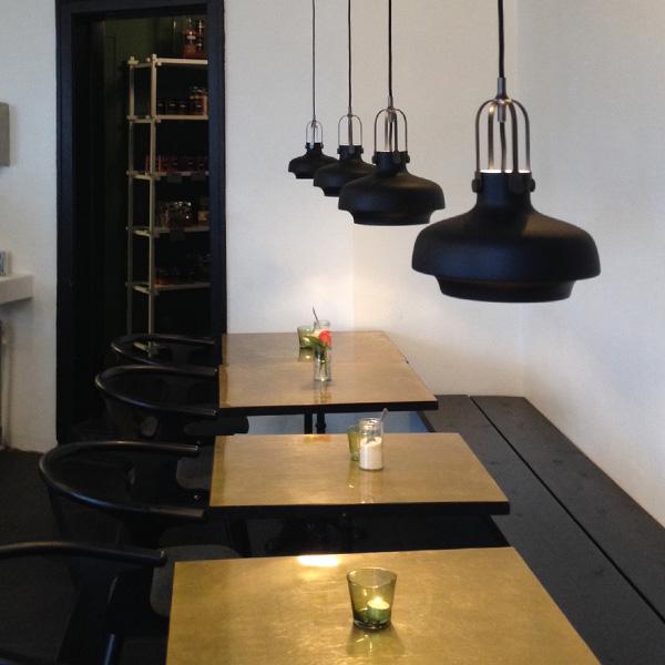 &tradition (アンドトラディション) Copenhagen(コペンハーゲン) ペンダントライト マットブラック SC7 (Ø35cm) 北欧/インテリア/照明 【大型送料】
