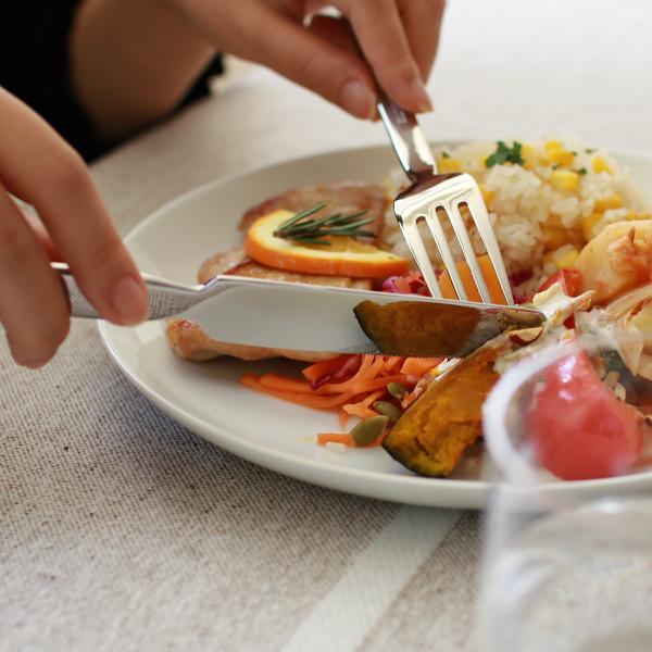 HIBITO (ヒビト) ディナーナイフ 北欧/和洋食器/カトラリー【メール便】