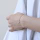 Enamel (エナメル) ブレスレット ローラ デイジー(オフホワイト)/ミント/ライトピンク 【メール便】