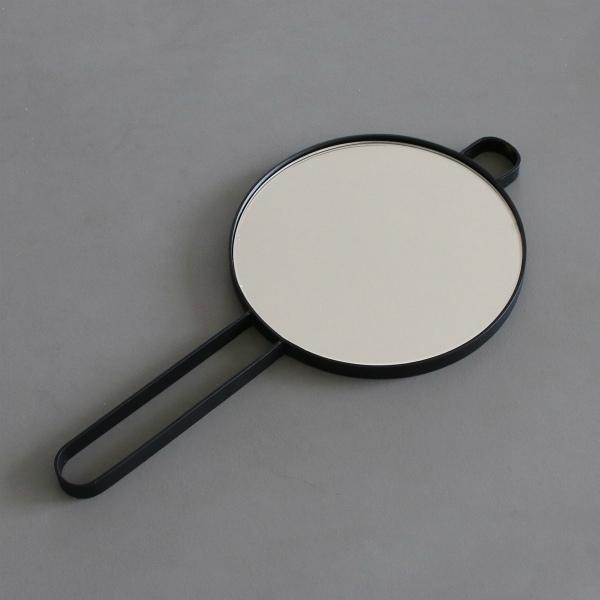 ferm LIVING (ファームリビング) Poise Hand Mirror (ハンドミラー) ブラック 北欧/インテリア/日本正規代理店品【送料無料】