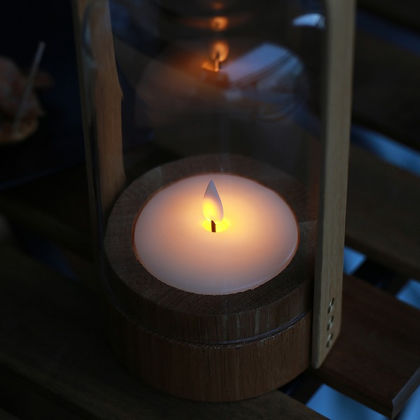 LE KLINT (レ・クリント) キャンドルライト オーク 北欧/インテリア/照明/間接照明