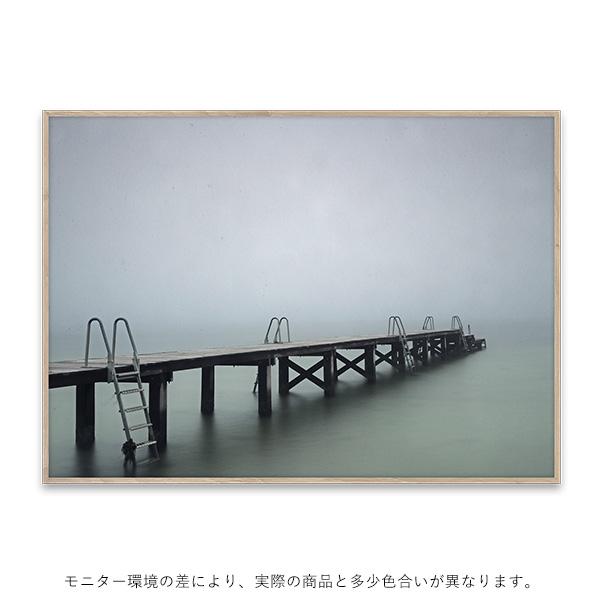 【受注発注】Paper Collective (ペーパーコレクティブ) ポスター 70×50cm Copenhagen Swim 02【送料無料】