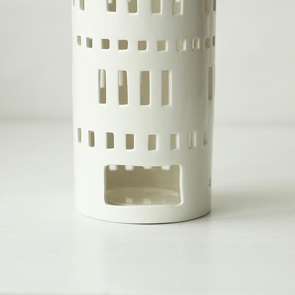 Kahler (ケーラー) Urbania アーバニア キャンドルホルダー タワー 北欧/インテリア/日本正規代理店品