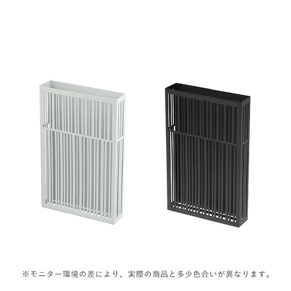 YAMAZAKI tower (タワー) Magnet Plate Cover (マグネット虫除けプレートカバー) ホワイト/ブラック