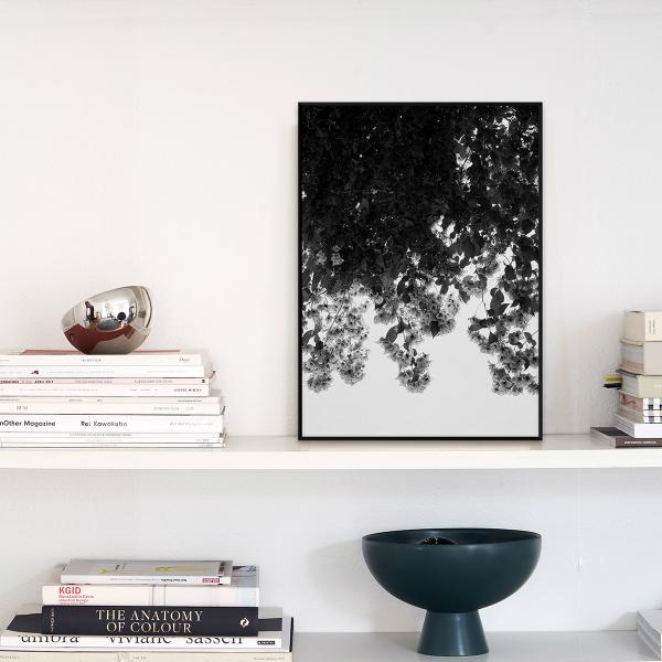 【受注発注】Paper Collective (ペーパーコレクティブ) ポスター 50×70cm Flowers【送料無料】