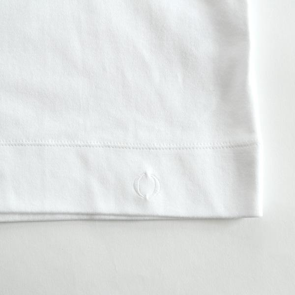 halo (ヘイロー) TUNDRA(ツンドラ) ボックスシャツ S ホワイト/ブラック/サンド 北欧/デザイン/Tシャツ/フィンランド【送料無料】