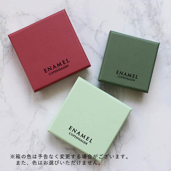 Enamel (エナメル) ネックレス 35-41cm レインドロップス ゴールド【メール便】【送料無料】