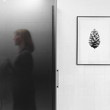 Paper Collective (ペーパーコレクティブ) ポスター 50×70cm 【パインコーン】松ぼっくり グレー 北欧 インテリア【送料無料】