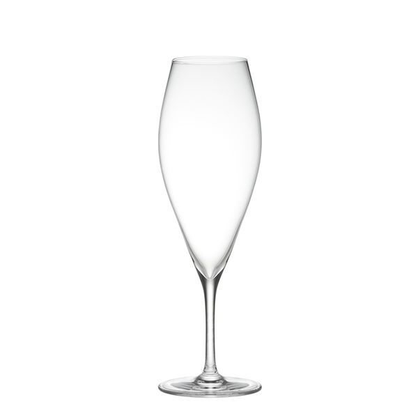 ピッコロ 6oz フルートシャンパングラス(2個セット)ペアグラス