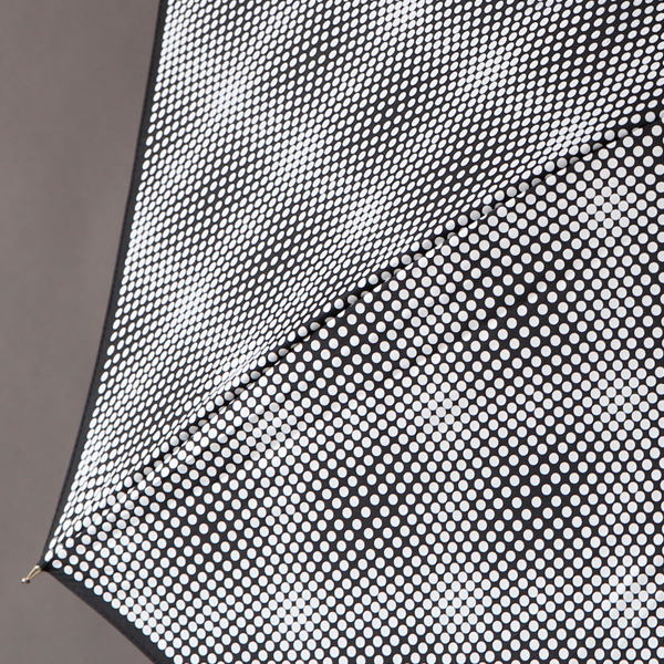 kura common (クラ コモン) Lisbet Friis(リズベットフリース) ミニドッツ アンブレラ ブラック 傘