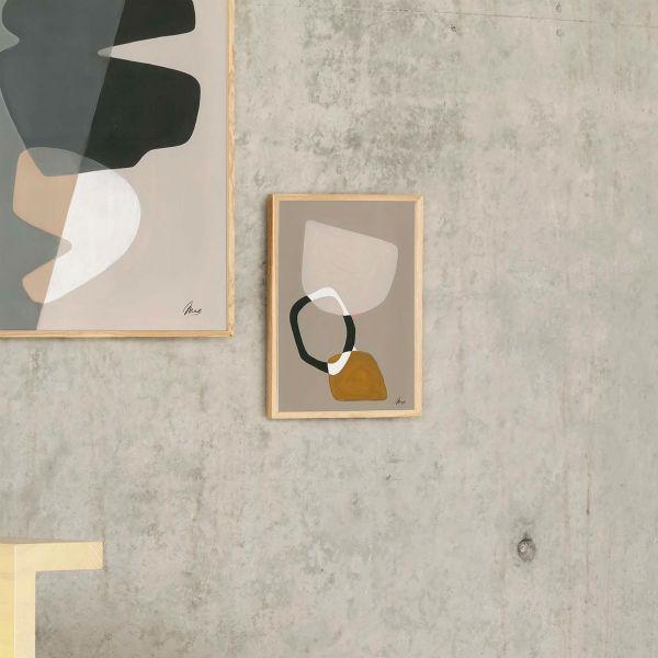 【受注発注】Paper Collective (ペーパーコレクティブ) ポスター 30×40cm Composition 03