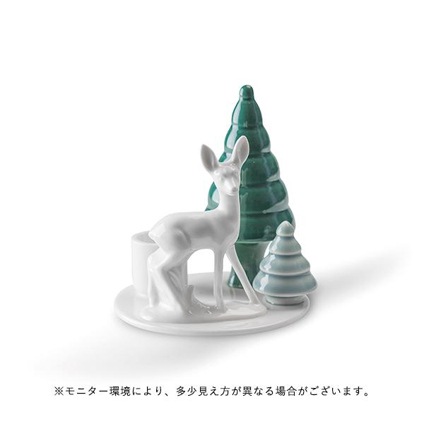 dottir (ドティエ) Winter Stories バンビ/キャンドルホルダー 北欧/インテリア/クリスマス