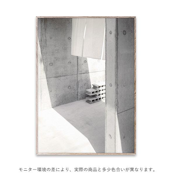 【受注発注】Paper Collective (ペーパーコレクティブ) ポスター 50×70cm Poetic Concrete 02【送料無料】