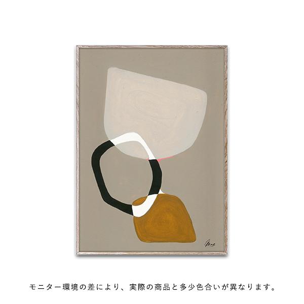 【受注発注】Paper Collective (ペーパーコレクティブ) ポスター 50×70cm Composition 03