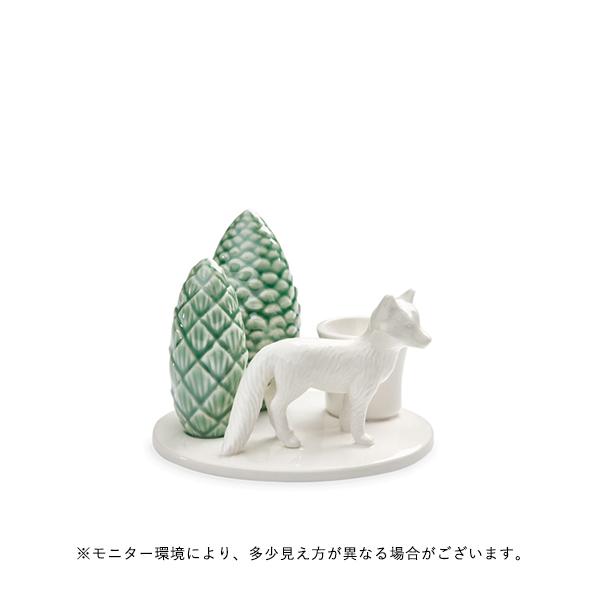 dottir (ドティエ) Winter Stories キツネ/キャンドルホルダー 北欧/インテリア/クリスマス