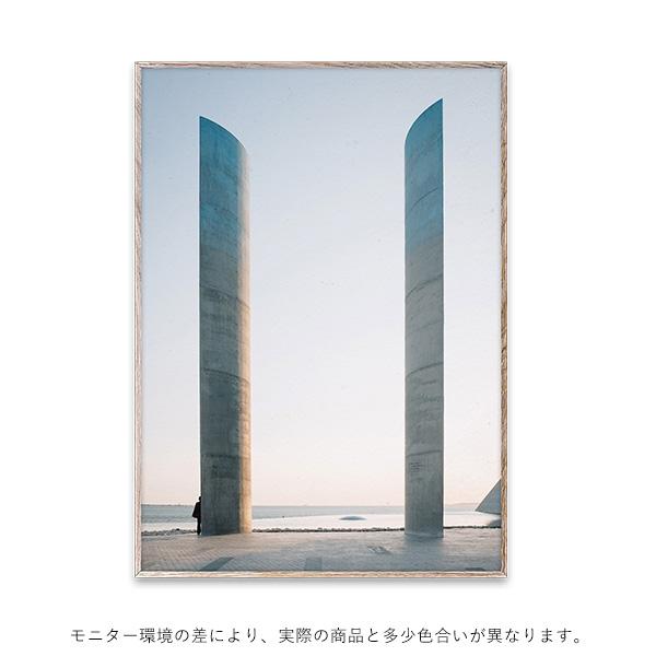 【受注発注】Paper Collective (ペーパーコレクティブ) ポスター 50×70cm Lisboa【送料無料】