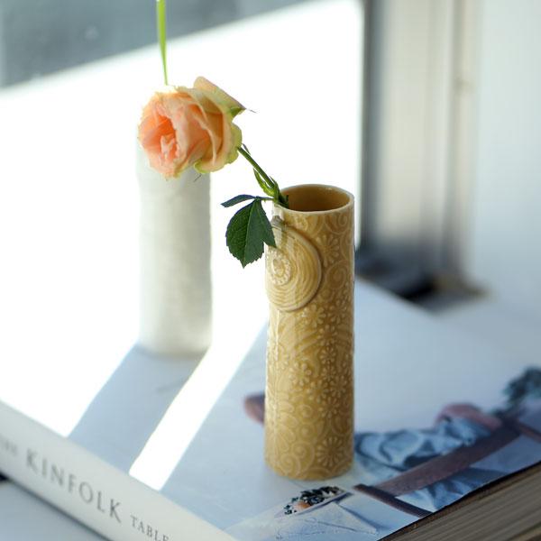 dottir (ドティエ) Pipanella (ピパネラ) フラワーベース/フラワー ミニ カレー 北欧/インテリア/花瓶/日本正規代理店品