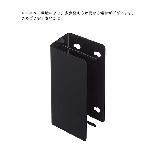 YAMAZAKI tower (タワー) Rubber Gloves Storage (ゴム手袋収納ラック) ホワイト/ブラック キッチン/収納/雑貨