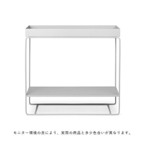 【受注発注】ferm LIVING (ファームリビング)  Plant Box (プラントボックス) Two Tier ライトグレー 北欧/インテリア/家具/日本正規代理店品【大型送料】