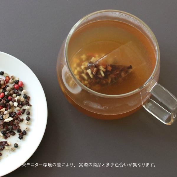 YAECO (ヤエコ)  カカオティー 15g×6包入 ベリーチョコレート/ホット・カカオ/お花とカカオ お茶/スーパーフード/カカオニブ