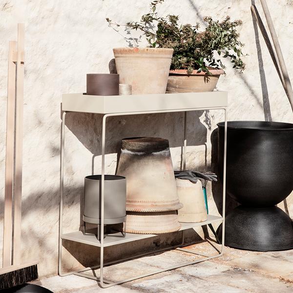 【受注発注】ferm LIVING (ファームリビング)  Plant Box (プラントボックス) Two Tier カシミア 北欧/インテリア/家具/日本正規代理店品【大型送料】
