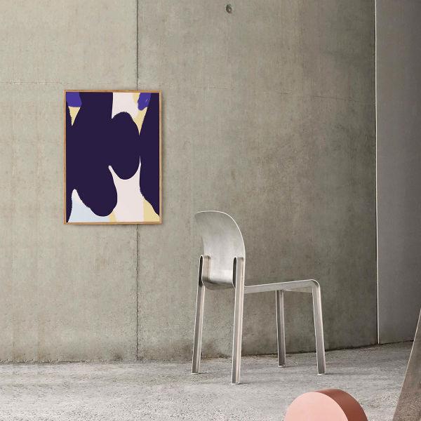 【受注発注】Paper Collective (ペーパーコレクティブ) ポスター 30×40cm Ink Grain 01