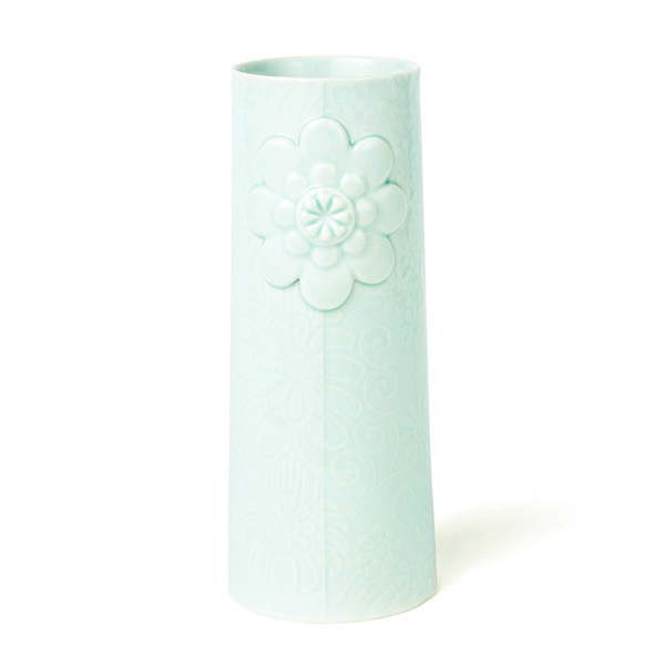 dottir (ドティエ) Pipanella (ピパネラ) フラワーベース/フラワー L ライトブルー 北欧/インテリア/花瓶/日本正規代理店品【送料無料】