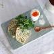 dottir (ドティエ) Pipanella(ピパネラ) サービングタイル/プラッター ドット/セラドン 北欧雑貨/食器/日本正規代理店品