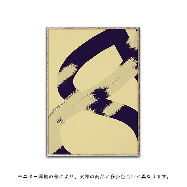 【受注発注】Paper Collective (ペーパーコレクティブ) ポスター 30×40cm Ink Grain 02