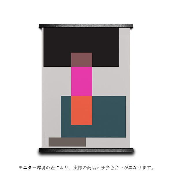 【受注発注】<br>Paper Collective (ペーパーコレクティブ) <br>ポスター 30×40cm <br>Wrong Geometry 01