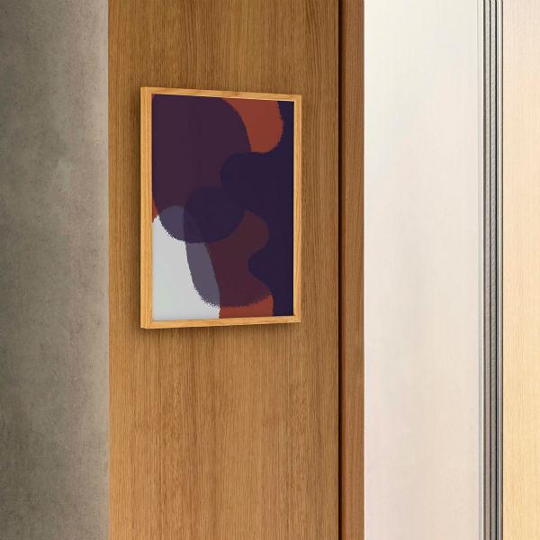 【受注発注】Paper Collective (ペーパーコレクティブ) ポスター 30×40cm Ink Grain 03