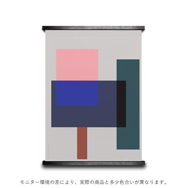【受注発注】<br>Paper Collective (ペーパーコレクティブ) <br>ポスター 30×40cm <br>Wrong Geometry 02