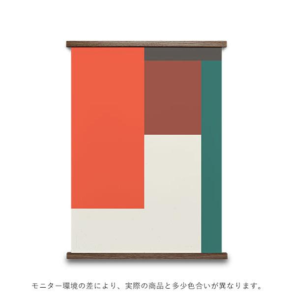 【受注発注】<br>Paper Collective (ペーパーコレクティブ) <br>ポスター 30×40cm <br>Wrong Geometry 04
