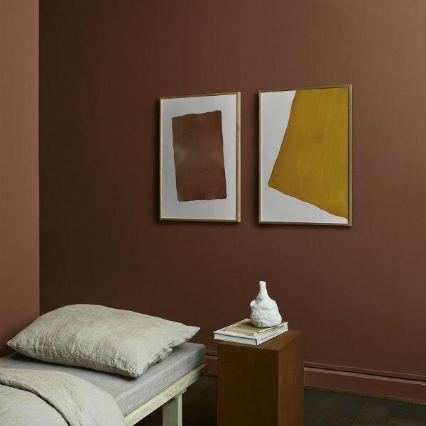【受注発注】Paper Collective (ペーパーコレクティブ) ポスター 50×70cm Enso-Yellow I