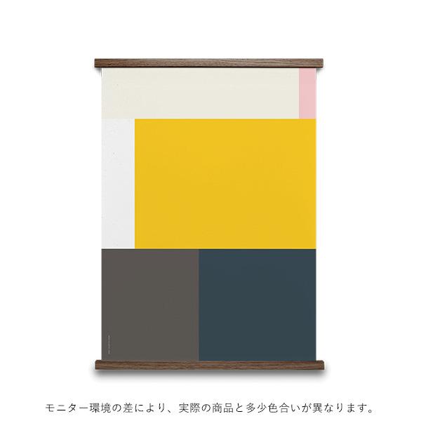【受注発注】<br>Paper Collective (ペーパーコレクティブ) <br>ポスター 30×40cm <br>Wrong Geometry 05
