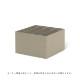 【受注発注】ferm LIVING (ファームリビング)  Plant Box Divider (プラントボックスL/Two Tier専用ディバイダー)  カシミア  北欧/インテリア/家具/日本正規代理店品