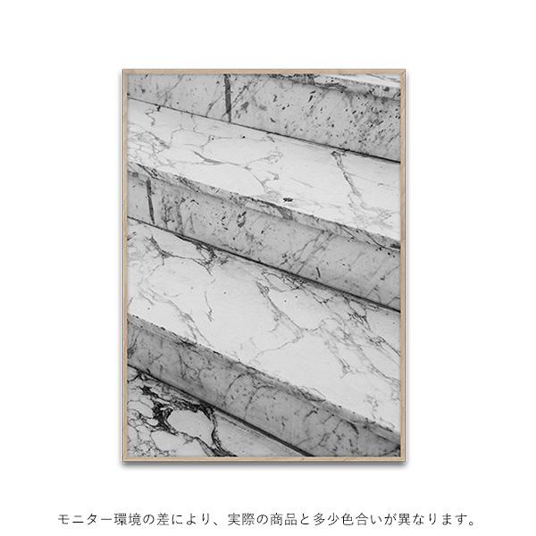 【受注発注】<br>Paper Collective (ペーパーコレクティブ) <br>ポスター 30×40cm <br>Marble steps