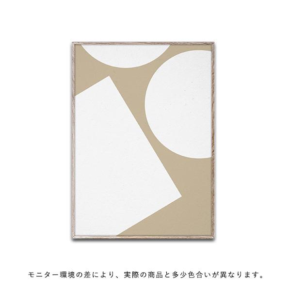 【受注発注】Paper Collective (ペーパーコレクティブ) ポスター 30×40cm Simple Forms I