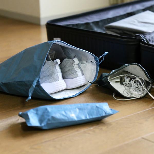 HAY (ヘイ) <br>ポーチ L <br>Packing Essentials ダスティーブルー