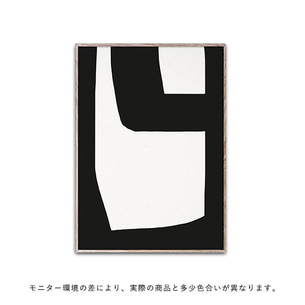 【受注発注】Paper Collective (ペーパーコレクティブ) ポスター 50×70cm Bold Lines 02