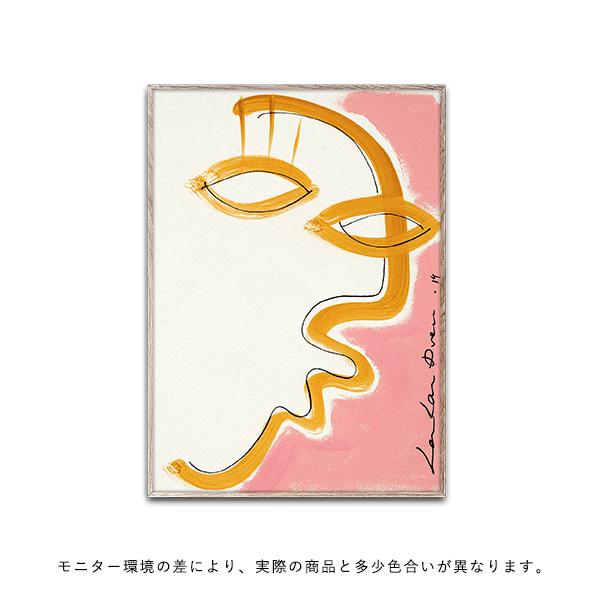 【受注発注】Paper Collective (ペーパーコレクティブ) ポスター 50×70cm Gentil