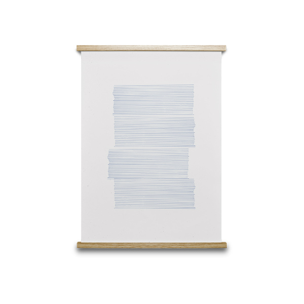 Paper Collective (ペーパーコレクティブ) ポスター 30×40cm Into The Blue 01 北欧 インテリア