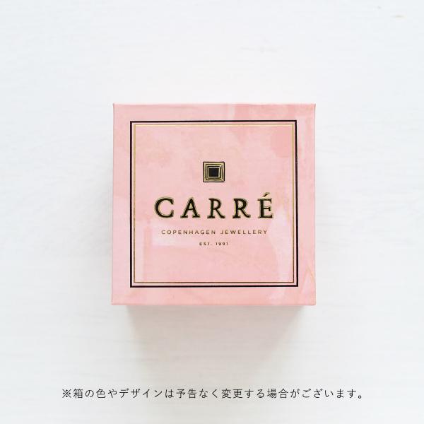 Carre Jewellery (カレ ジュエリー) ピアス Marvels シルバー【送料無料】【ジュエリーボックスプレゼント】