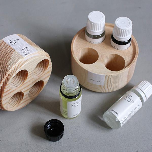 HETKINEN (ヘトキネン) Sauna drops / サウナアロマ 10ml×4本セット 北欧/アロマオイル/エッセンシャルオイル/フィンランド